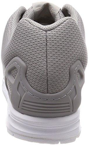 White Gar Flux Basket aluminum running on Adidas aluminum Zx Gris Bleu Mode CPq5xIw