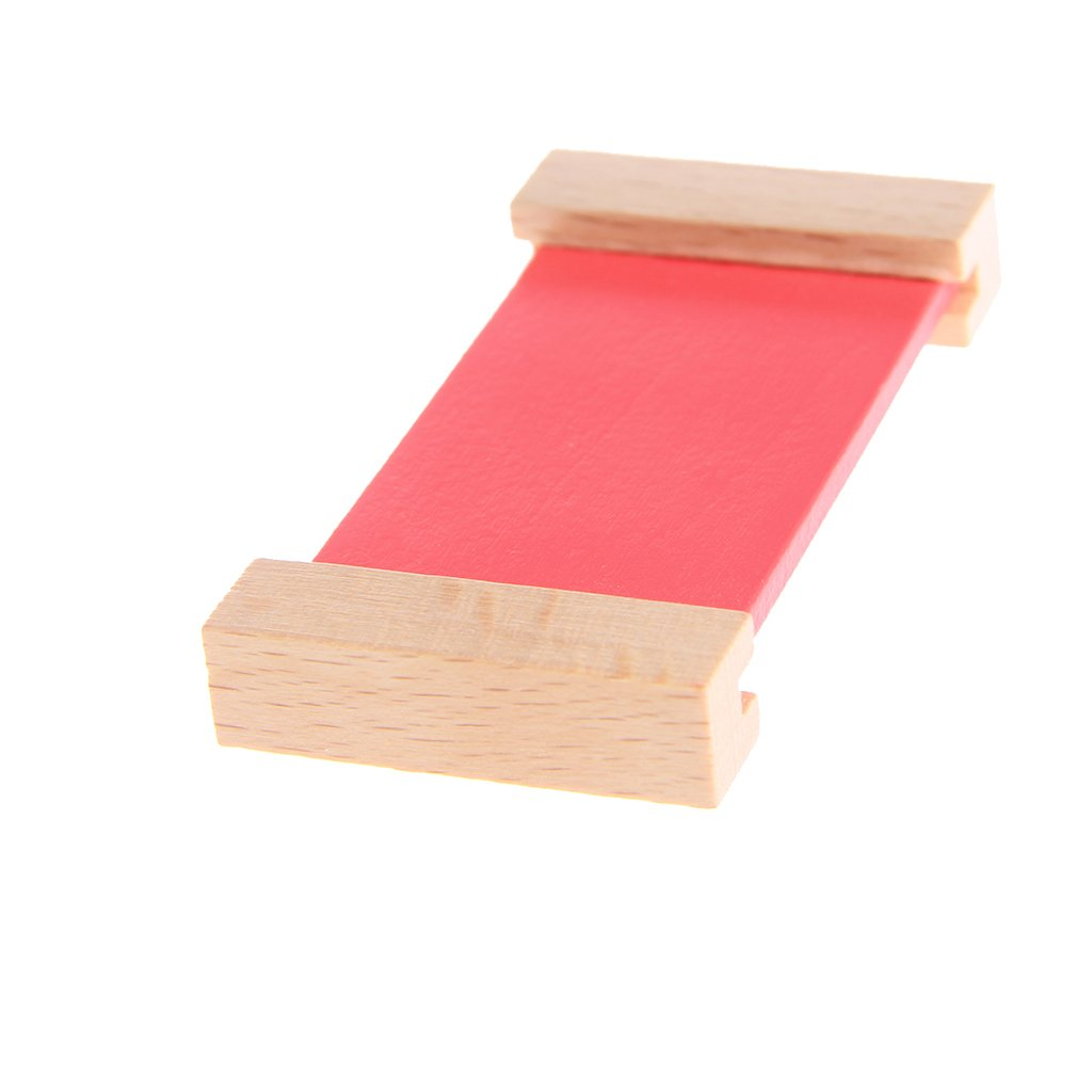 Lunji Montessori Mat/ériel Sensoriel Bo/îte de Couleur Jeux Montessori Bebe