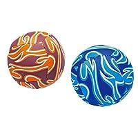 Aquatics Wasserball Set Funball 2 Kit, Mehrfarbig, 9, 49022
