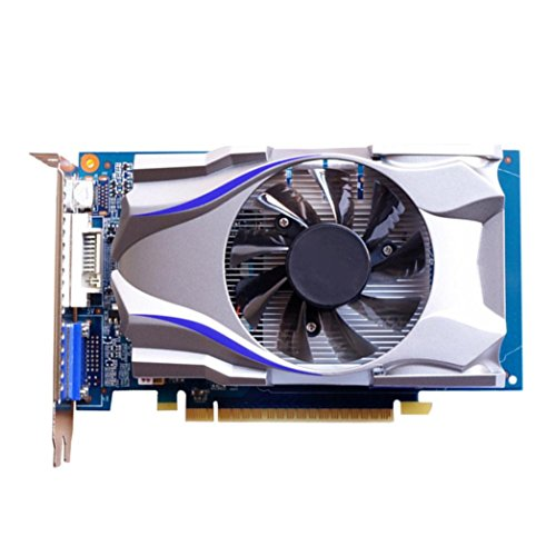 NXDA GTX650Ti 1GB GDDR5 128Bit HDMI Graphics Card 5000MHz For NVIDIA GeForce (Silver) by NXDA (Image #1)