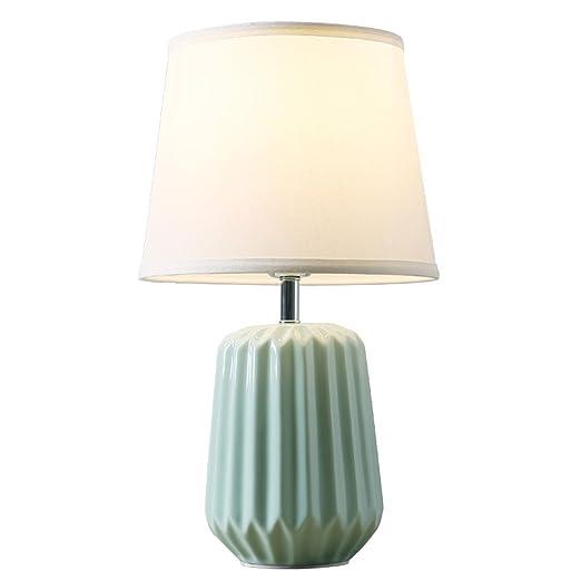Nordic style ceramic table lamp living room bedroom bedside lamp nordic style ceramic table lamp living room bedroom bedside lamp book put fabric shade desk lamp keyboard keysfo Gallery
