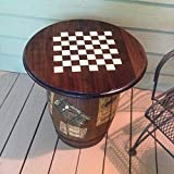 outdoor chess table Make Your Own Chess & Checker Game Board Vinyl Wall Quote Sticker Decal