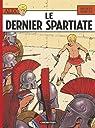 Alix, tome 7 : Le Dernier Spartiate par Martin