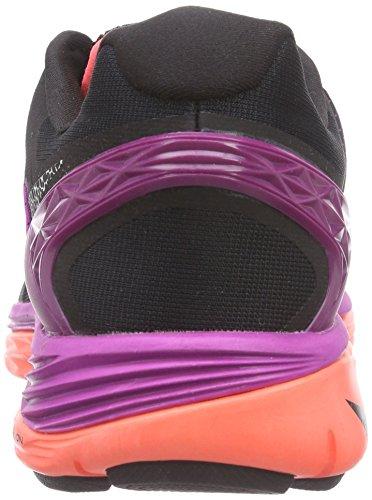5 De Nike Mehrfarbig Course Lunareclipse Chaussures Multicolore schwarz Femme Violett wqtt5g