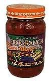 Frog Ranch Medium All Natural Salsa 16 oz. (Pack of 3)