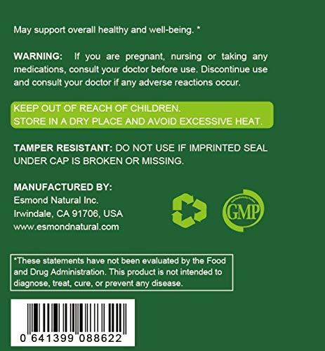 Esmond Natural: Noni Capsule (Immune Support, Antioxidant Support) 90 Capsules
