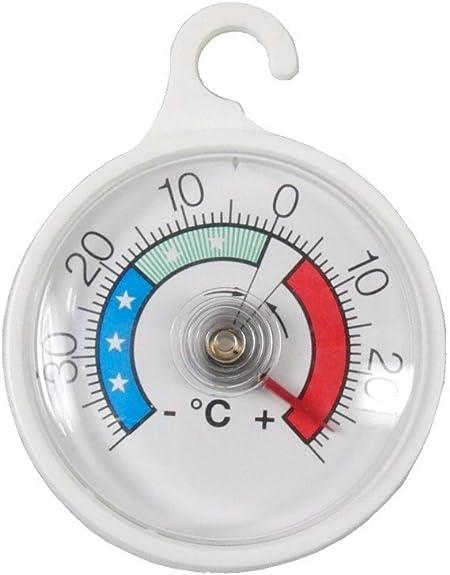 Eti 800-100 - Termómetro para frigorífico o congelador (esfera de ...