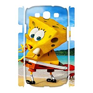 Samsung Galaxy S3 I9300 Phone Case Spongebob Squarepants cC-C28256