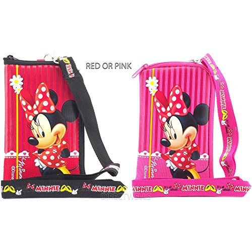 Disney Minnie Mouse Pouch and -