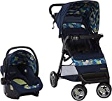 Review of Cosco Simple Fold Travel System with Light and Comfy 22 Infant Car Seat, Comet