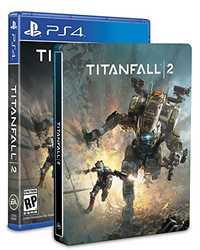 Titanfall 2 - SteelBook Edition - PlayStation 4