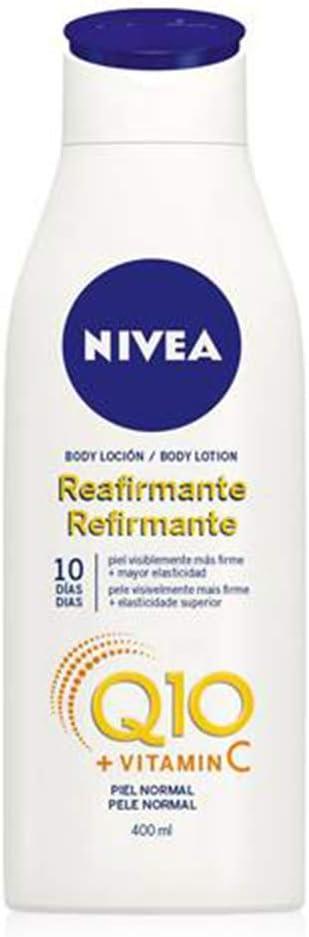 NIVEA Q10 Body Loción Reafirmante con Vitamina C