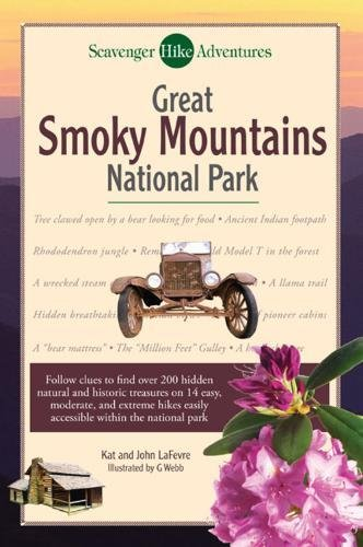 Scavenger Hike Adventures: Great Smoky Mountains National Park (Best Hikes In Smoky Mountain National Park)