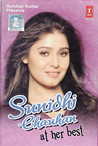 Sunidhi Chauhan at Her Best - 4 GB Music Card Bollywood Songs USB (Best Of Sunidhi Chauhan)