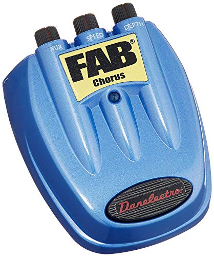 D-5 Fab Chorus Effects Pedal ()