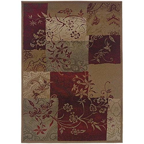 - Oriental Weavers 80X Genesis Area Rug, 7' 10