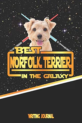 Best Norfolk Terrier In The Galaxy Writing Journal (Best Schools In Norfolk)