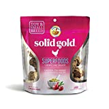 Solid Gold Natural Treats For Small & Toy Breeds; Grain Free Superfoods Chewy Dog Treats With Real Meat;Chicken, Cranberry And Chamomile 4 Oz Review