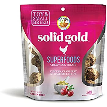 Amazon.com : Solid Gold Natural Treats For Small & Toy