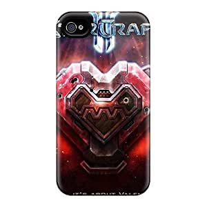 High Quality OMA19770bhBX Starcraft Cases For HTC One M8