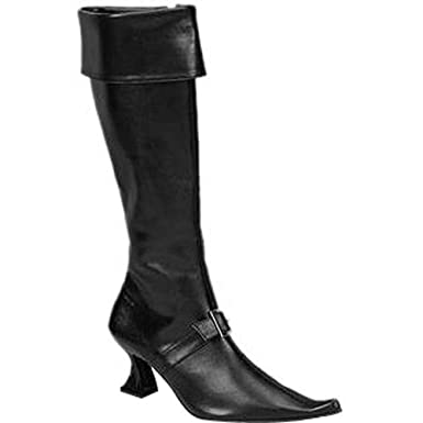 Sz: Large 9-10 Adult Womens Pirate Costume Boots
