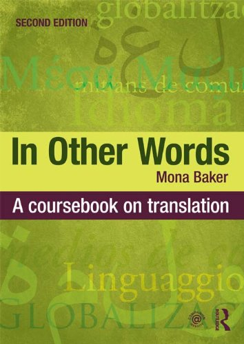 In Other Words: A Coursebook on Translation Pdf