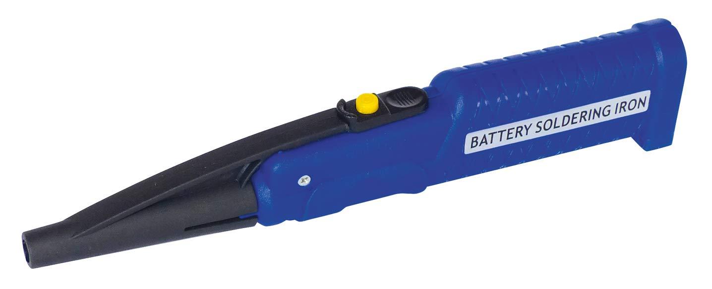 Accessories Soldering Iron Battery Powered 4.5 Volt 8 Watt incl