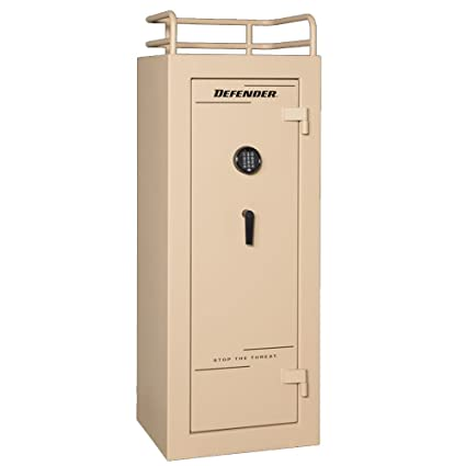 Amazon com : Winchester Defender 17 Gun Safe- Sand with Dial