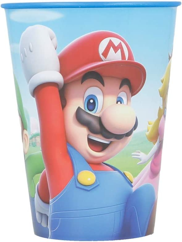 Vaso Easy 260 ML | Super Mario: Amazon.es: Hogar