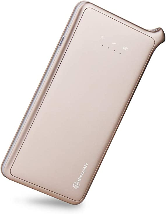 GlocalMe U2 4G Mobile Router, Global No SIM No Hay Acceso ...