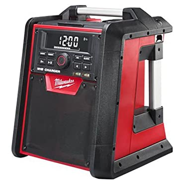 Milwaukee 2792-20 M18 Job Site Radio and Battery Charger w / Bluetooth
