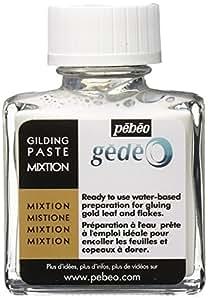 Pebeo 766544 Gedeo Gilding Art Paint Paste, 75ml