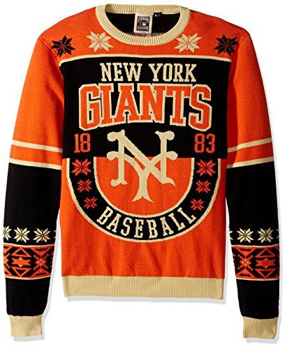 FOCO MLB Cotton Retro Sweater.