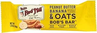 product image for Bob's Red Mill Peanut Butter Banana & Oats Bob's bar - Single bar, 1.76 Oz