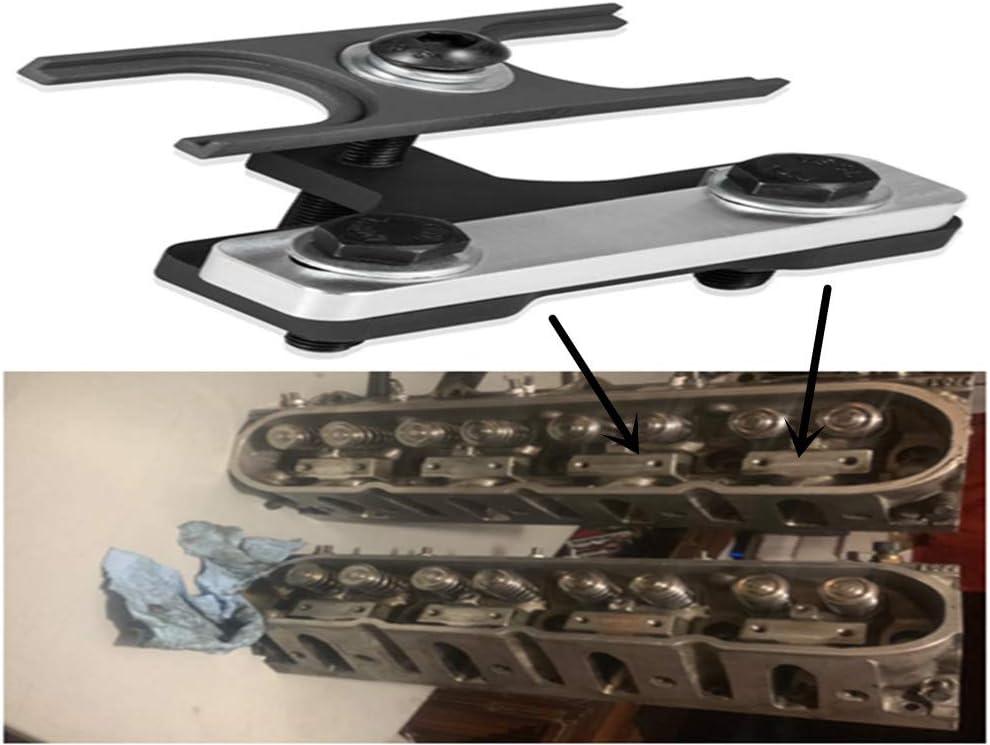 Haolight 67605 Valve Spring Compressor Tool Fit 4.8 5.3 5.7 6.0 6.2 LS1 LS2 LS3 LS6 Chevy LSX Camaro Trans am GTO CTS V G8 Corvette GM Trucks