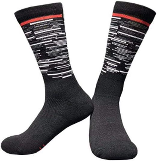 Motto.H - Calcetines de Baloncesto para Hombre, Deportivos, de ...