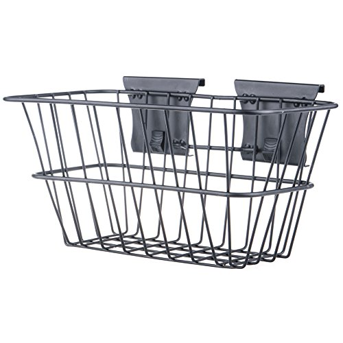 YourTools YSB1 Wire Basket for Trackwall Garage Storage S...