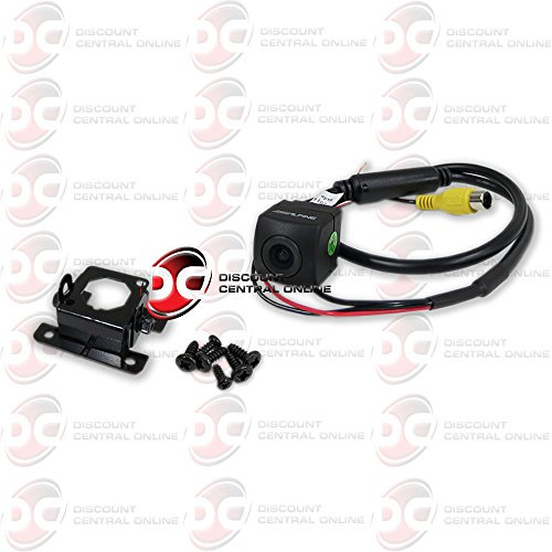 Alpine PCAM-BULK 1/4' Color CMOS Universal Back up Camera with 190 Degrees View