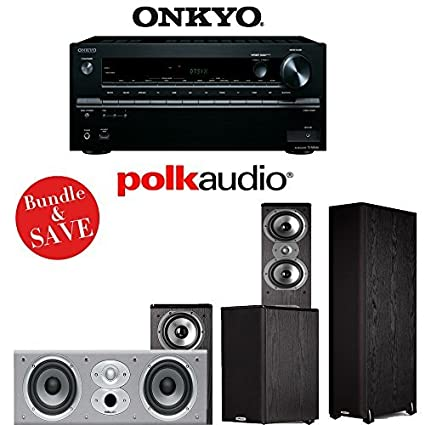 Amazon.com: Onkyo TX-NR646 7.2-Channel Network A/V Home Theater ...