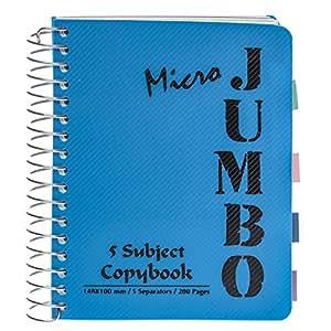 Mintra Micro Jumbo Notebook 905363 - Blue