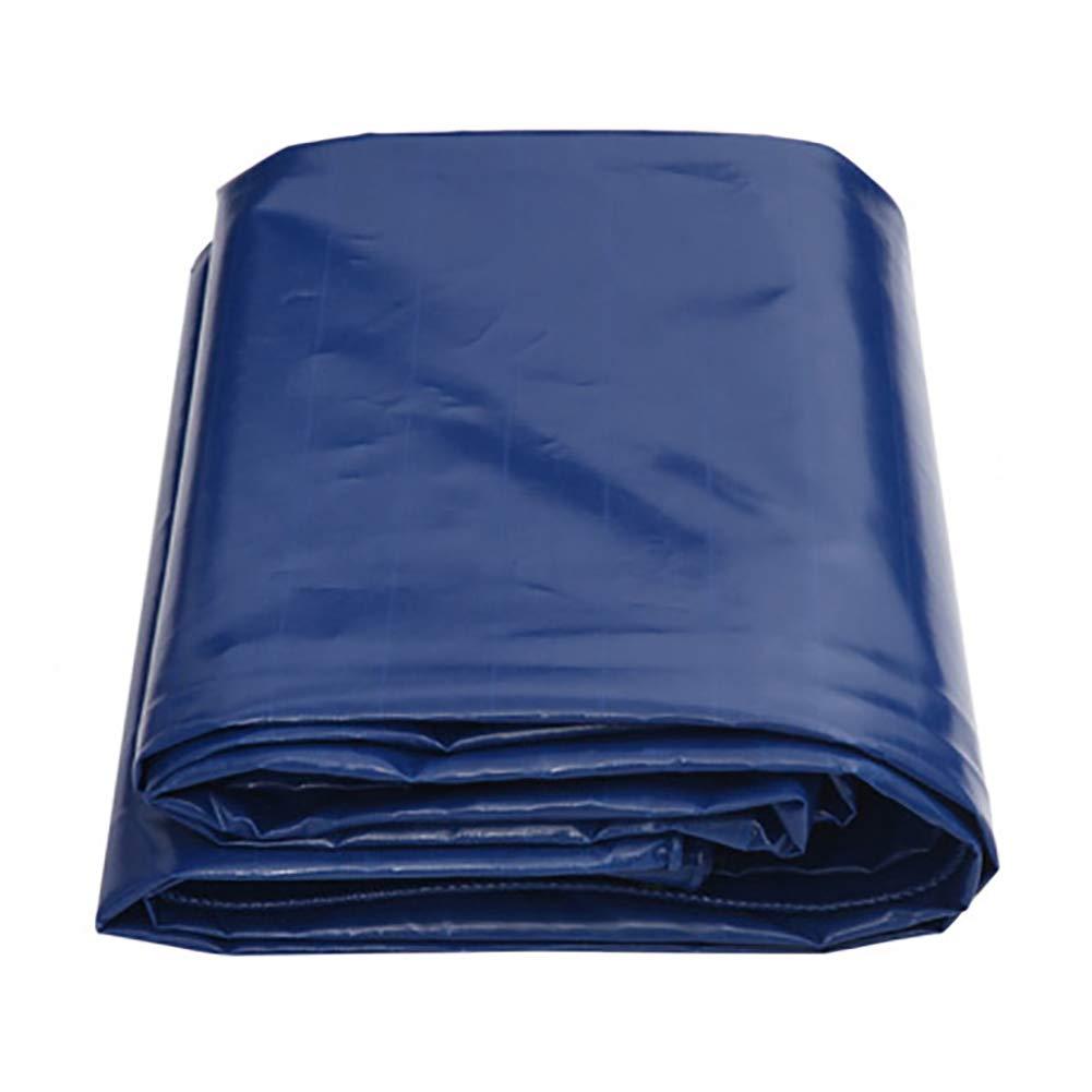 Plane Silikon Wasserdicht Sonnencreme Sonnenschutz Regendicht Tuch Leinwand Markise Tuch Auto Leinwand Tuch LKW (blau) 72644a