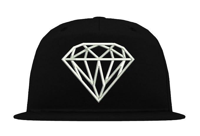 TRVPPY 5-Panel Snapback Cap Modelo Diamant Diamond, diferentes ...