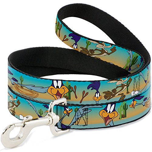 "Buckle-Down Wide 1.5"" ""Road Runner/Wile E. Coyote Scene1 ..."