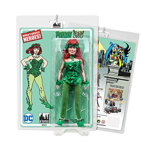 Batman Retro Action Figures Series 5: Poison Ivy