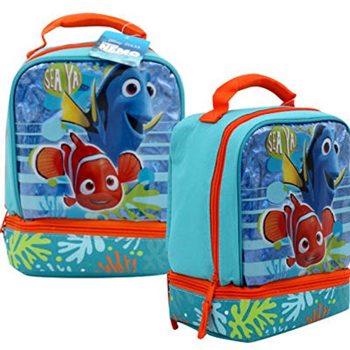 Finding Nemo Drop Bottom Lunch Bag (Classic Stanton Case)