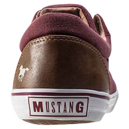 Mustang Combi Low Top Mens Trainer