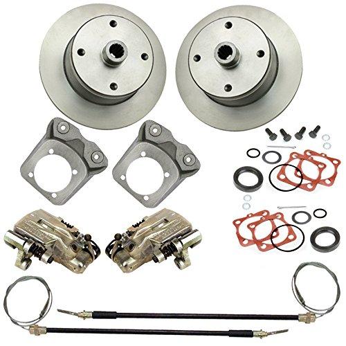 vw disc brake conversion kits - 5