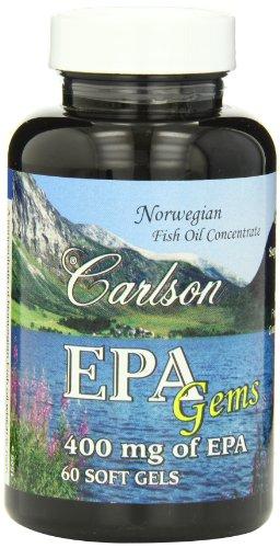Carlson Labs EPA Gems, 60 ()