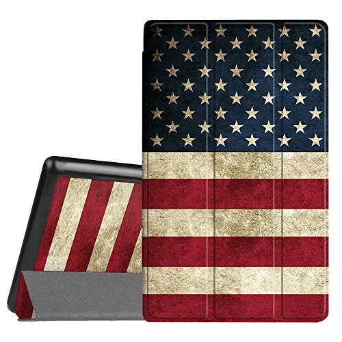 Fintie Slim Case for All-New Amazon Fire HD 8 Tablet (7th and 8th Generation Tablets, 2017 and 2018 Releases), Ultra...