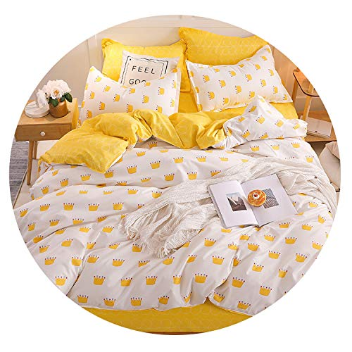 Small Radish Head-bedandbath Comforter Bedding Sets Bedding Pink,as picture9,Full Size (4pcs) ()